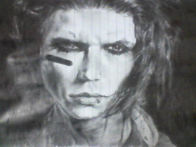 Andy Biersack by Laly